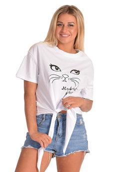 Новинка: футболка с завязками Трикотажница